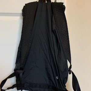 Lulu-melon backpack